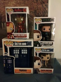 Pop ! vinyl figure boxes 3735 km