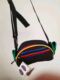 90s vintage Benetton side bag