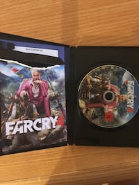 Farcry 4 unused Surrey, V3R