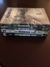 The Walking Dead Seasons 1-4 Manitowoc, 54220