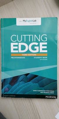 Cutting Edge A2 - B1 ( Third Edition ) Karabük
