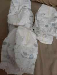 Huggies diapers for sale size 6,2 and 1  Toronto, M2J 4E3
