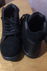 Ankle boots sneaker