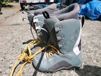 Snowboard Boots Size 2 Burnaby, V3N 1H9