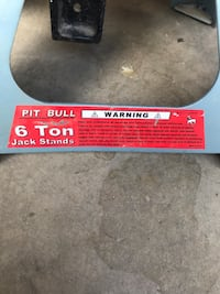 Jack stands car stand  Indio, 92201