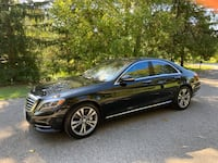 2015 Mercedes Benz S550 4matic SWB Richmond Hill