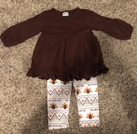Toddler girl holiday outfit  Batavia, 45103
