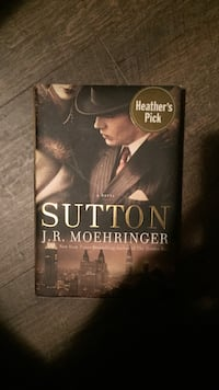 Sutton by J.R. Moehringer book White Rock, V4B 2C8