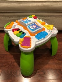Leap Frog Activity Table  Mississauga, L5J 1R2