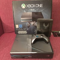 Xbox One Edicion Halo 5 Carranque, 45216