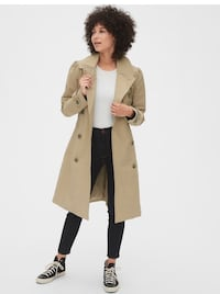 Ladies Gap Name Brand Trench Coat-Size XSmall & Medium
