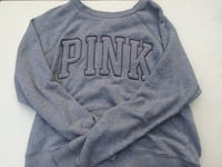 Victoria Secret Gray sweatshirt xtra small Springfield, 97478