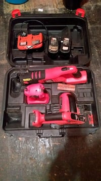 Cordless tools 18v B&D Black and Decker Savannah, 31404