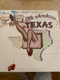 Best Little Whorehouse in Texas Broadway Album Albertson