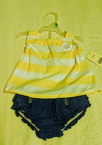 NWT- 2pc Baby Outfit size 0-3m Vancouver, V6G 2C9