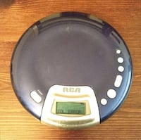 RCA portable CD/mp3 player - as is/for parts Winnipeg, R3L