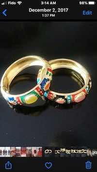 Bangle sets (4 pics) Vaughan, L6A 3P3