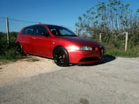 hatchback 5 porte rosso Rome, 00124