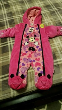 **BRAND NEW**3-6 months Winter body jacket Brampton