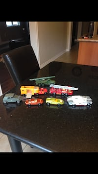 Dinky Toys and Matchbox vintage diecast