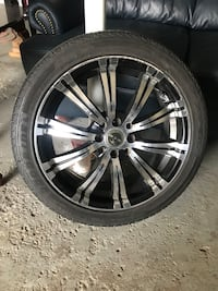 4 Rims RTX  good condition , few scratches ( Negotiable) Montréal, H4L 2S8