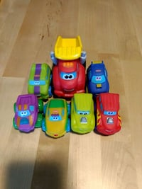 Rubbee cars lot Morrow, 45152