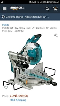 Brand New Makita Saw