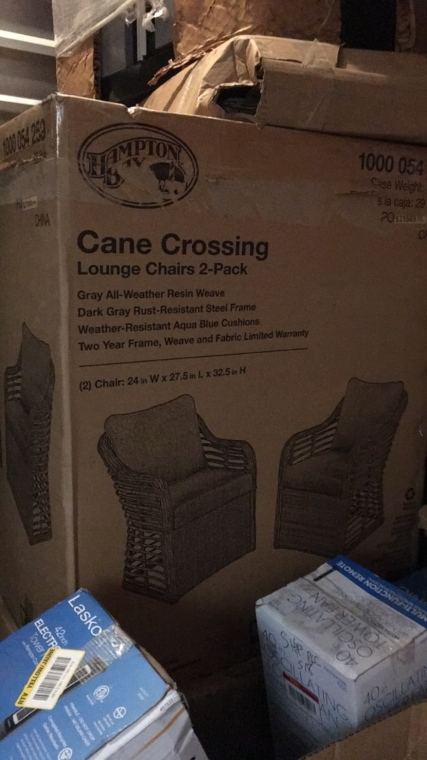 Used Blue Patio Lounge Chairs For Sale In Atlanta Letgo