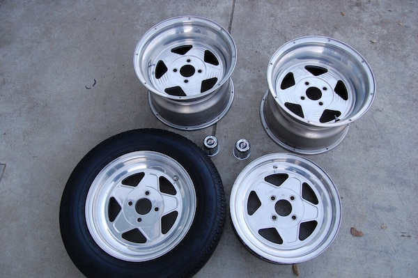 Fits 79-93 Mustang, 15