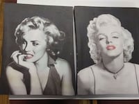 Marilyn Monroe pictures ×2 London