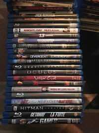 assorted Sony PS4 game cases Edmonton, T6L 4P9