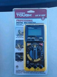 This is a professional  digital multimeter Vallejo, 94589