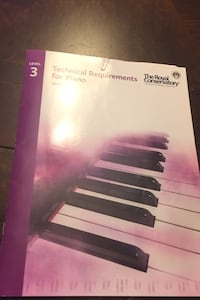 Level 3 Technical Practice book for Piano Richmond Hill, L4E 2M3