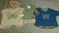 Girls' Large. Two New, One excellent condition McAllen, 78501