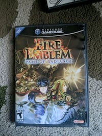 GameCube game fire emblem path of radiance