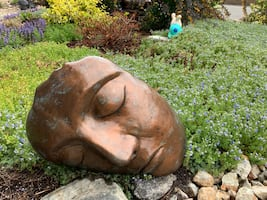 Face Statue for Sale