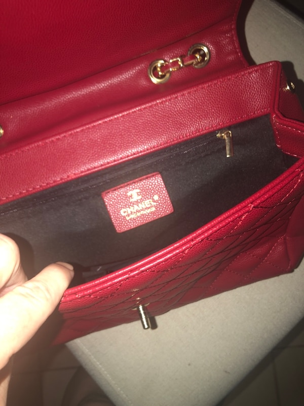 ea9943be58b1 Used Red Faux Chanel Bag for sale in Dallas - letgo