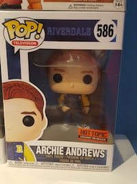 Funko Pop! ARCHIE ANDREWS - Riverdale