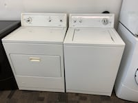 Washer & Gas Dryer Set Clinton Township, 48035