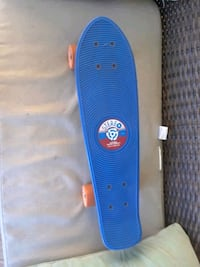 blue and white skateboard deck Guilford, 06437