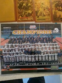 Colts Champions poster Hephzibah, 30815