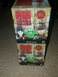 Horror Classic Mystery Minis (Slimers) Gaithersburg, 20879
