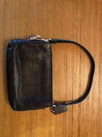 Gently Used Black Coach Double Wallet/Coin Purse Chicago, 60628