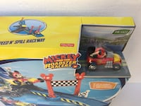 Mickey and the Roadster racers die-cast toy pack Fountain Valley, 92708