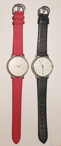 black and red analog watches Marsh Lane, S21 5RG