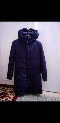 svart zip-up bubblajacka ستوكهولم, 113 34