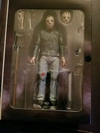 Friday the 13th Part 3 Figure  Bunker Hill, 25413