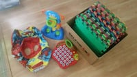 toddler's assorted plastic toys Calgary, T2V 0H7