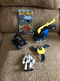 Batman toy lot Saint Peters, 63376