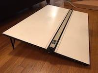 Drafting Board with Parallel Bar Los Angeles, 90068